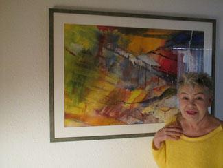 Renate Mayer - Künstlerin aus Eningen