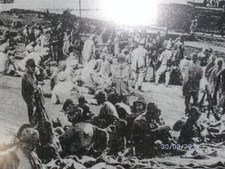Durres Jahr 1917,Oestereich.-ol  Durres 1917,oesterreich.-Soldaten