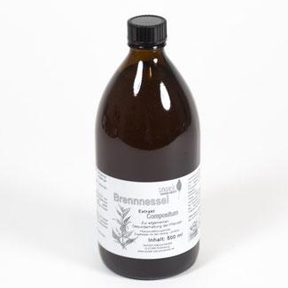 Brennnesseln Extrakt ist ein wirksames Pflanzentonikum.