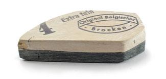Belgischer Brocken No. 4 - ein feiner Naturschleifstein für Messer und Scheren bei www.the-golden-rabbit.de