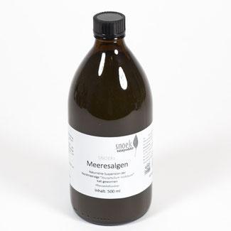 Snoeks Meeresalgen Extrakt ist eine hochkonzentrierte Mischung aus wertvollem Seetang mit Humusextrakt. Förder Keimung und Bewurzelung. www.the-golden-rabbit.de