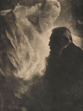 Edward Steichen: Rodin, 1903
