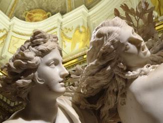 Rom, Galeria Borghese: Apollo und Daphne