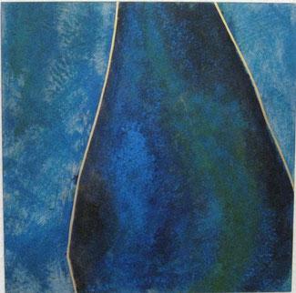 Nr. 2006-HO-010: 50 x 50 cm, Acryl auf MDF