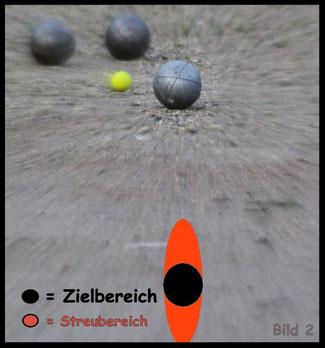 Boule - Pétanque / Schusstraining / Tireurtraining im Spiel 2
