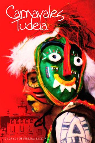 Programa del Carnaval de Tudela