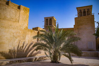 Dubai, VAE, UAE, Vereinigte Arabischen Emirate, Die Traumreiser, Heritage Village, altes Dubai