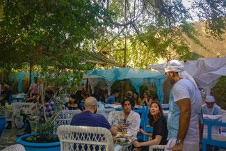 Dubai, VAE, UAE, Vereinigte Arabischen Emirate, Die Traumreiser, Restaurant, Arabisch