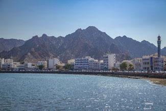 Oman, Arabien, Die Traumreiser, Mutrah, Bucht