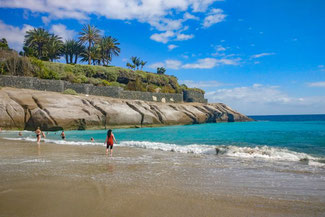 Teneriffa, Kanarische Inseln, Die Traumreiser, Playa del Duque, Strand,
