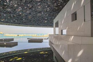Abu Dhabi, UAE, VAE, Vereinigte Arabische Emirate, Louvre Abu Dhabi