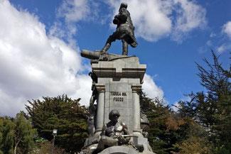 Punta Arenas, Patagonien, Südamerika, Chile, Die Traumreiser