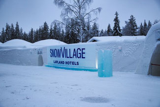 Reisetipps, Lappland, Finnland, Finnisch Lappland, Die Traumreiser, Nordlichter, Snow Village, Schnee Dorf