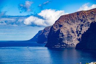 Teneriffa, Kanarische Inseln, Die Traumreiser, Los Gigantes