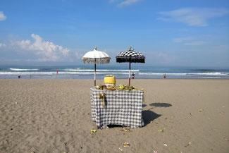 Der Strand von Seminyak