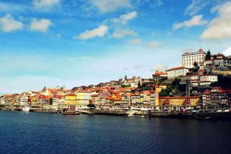 Porto, Portugal, Portwein, Altstadt, Die Traumreiser