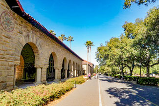 Stanford University, San Francisco, Kalifornien, USA