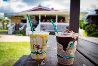 Hanalei Coffee Roasters, Hanalei, Kauai, Hawaii, Café, Bistro, Die Traumreiser
