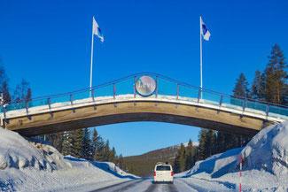 Lappland, Finnland, Finnisch Lappland, Die Traumreiser, Levi, Reisetipps