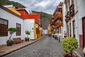 Teneriffa, Kanarische Inseln, Die Traumreiser, Garachico