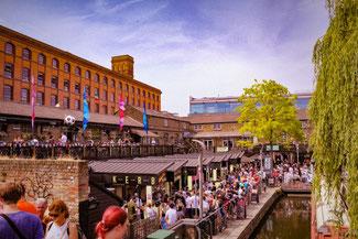 Camden, Camden Town, Camden Market, London, Die Traumreiser