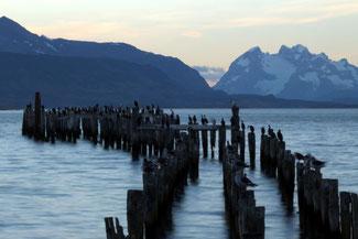 Torres del Paine, Patagonien, Nationalpark, Chile, Die Traumreiser