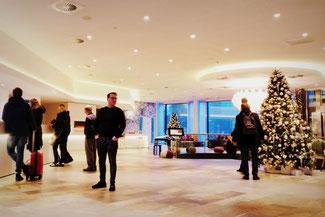 Mainport Hotel, Rotterdam, Niederlande, Die Traumreiser