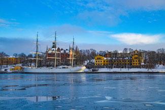 Stockholm, Schweden, Skandinavien, Die Traumreiser,  Wasser, Ostsee