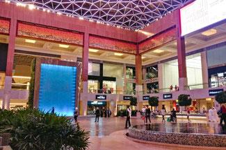 Abu Dhabi, UAE, VAE, Vereinigte Arabische Emirate, Yas Mall