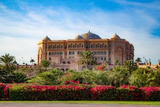 Abu Dhabi, UAE, VAE, Vereinigte Arabische Emirate, Emirates Palace