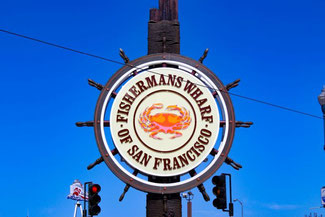 Fisherman's Wharf, San Francisco, Kalifornien, USA
