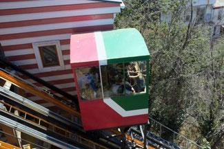 Aufzug, Lift, Valparaiso, Südamerika, Chile, Die Traumreiser
