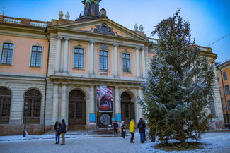 Stockholm, Schweden, Skandinavien, Die Traumreiser,  Nobel Museum