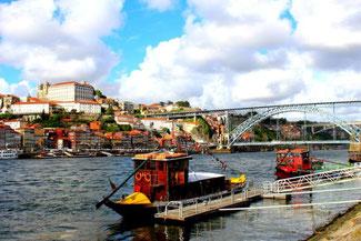 Porto, Portugal, Douro, Die Traumreiser