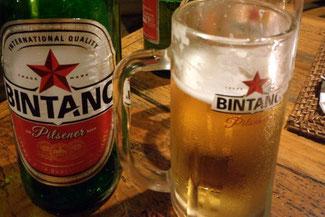 Bintang, das beliebteste Bier Indonesiens
