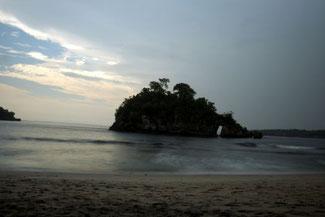 Chrystal Bay auf Nusa Penida