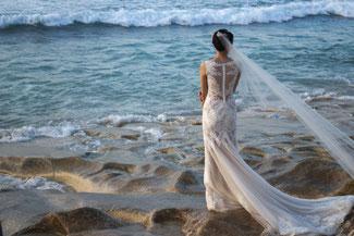 Hochzeitsshooting am Dreamland Beach