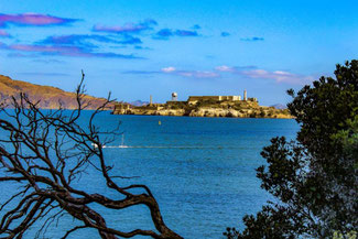 Alcatraz, Insel, San Francisco, Kalifornien, USA