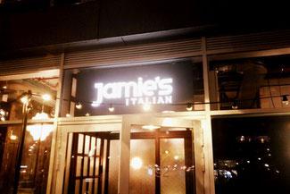 Jamie's Italian, Rotterdam, Restaurant, Die Traumreiser