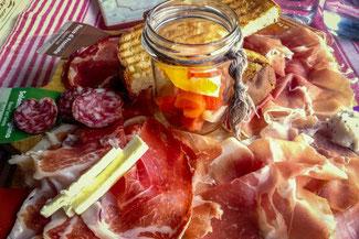 Parma, Parmaschinken, Italien, Essen, Antipasti, Die Traumreiser
