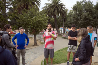 Valparaiso, Südamerika, Chile, Die Traumreiser