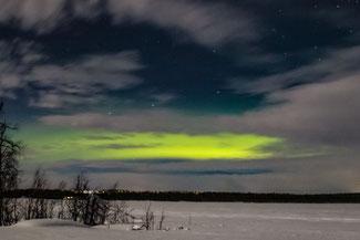 Lappland, Finnland, Finnisch Lappland, Die Traumreiser, Nordlichter, Polarlichter, Northern Lights, Fotografie, Levi