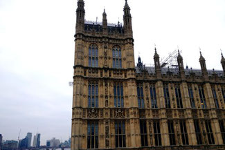 House of Parliament, London, Die Traumreiser