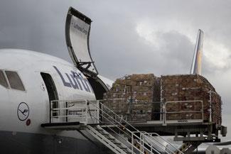 Flughafentour, Lufthansa, Cargo, Flughafen Frankfurt, die Traumreiser