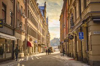Stockholm, Schweden, Skandinavien, Die Traumreiser, Gamla Stan
