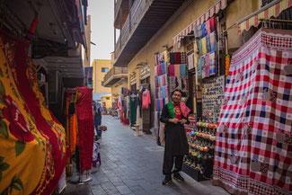 Dubai, VAE, UAE, Vereinigte Arabischen Emirate, Die Traumreiser, Dubai Souk, Markt, Märkte