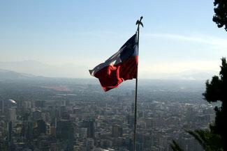Santiago de Chile, Südamerika, Chile, Die Traumreiser
