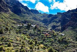 Teneriffa, Kanarische Inseln, Die Traumreiser, Masca