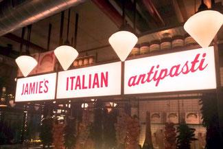 Jamie`s Italian, Rotterdam, Restaurant, Die Traumreiser