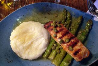 Fisch, Lachs, Chile, Essen, Die Traumreiser